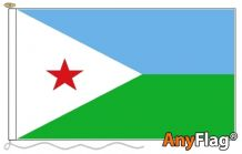 - DJIBOUTI ANYFLAG RANGE - VARIOUS SIZES